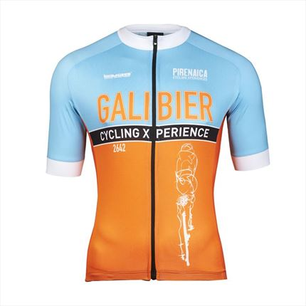 Maillot ciclismo 3Rocks Galibier unisex