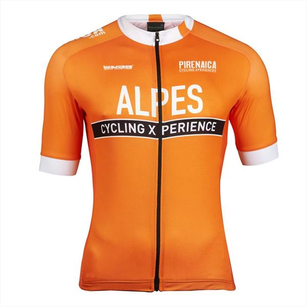 Maillot ciclismo Alpes mujer